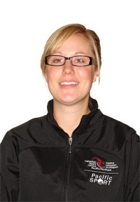 Katie Klassen, Sport Participation Coordinator and Operation Red Nose Coordinator