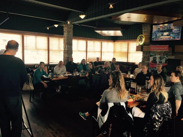 Coaches Corner Lunch & Learn