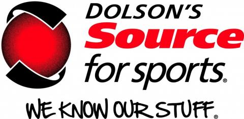 Dolson's Source for Sports Kamloops Logo